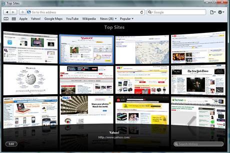 Stáhněte si zdarma: Internet Explorer, Firefox, Chrome, Safari můžete mít j