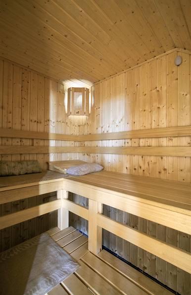 Rodinná chlouba - sauna