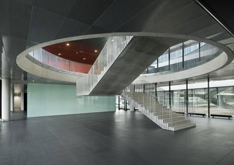 Cena grand prix architektů 2009 - Fakulta chemicko-technologická a tělovýchovná zařízení Univerzity Pardubice