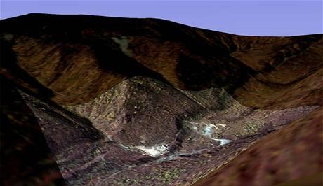 Jihokorejský satelit v roce 2006 pořídil snímky testovacího komplexu Kildžu, kde proběhl květnový nukleární test