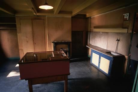 Úkryt, kde se rodina Anne Frankové schovávala během druhé světové války