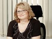 Světlana Kubíková - náměstkyně ministra Peciny