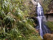 Vodopád Songlongyan, oblast Nanton
