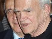 Spisovatel Milan Kundera převzal prestižní Světovou cenu Nadace Simone a Cina Del Ducaových