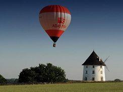 Bělské balónové hemžení