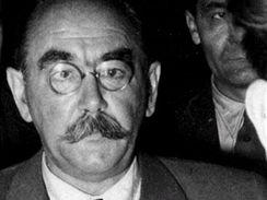 Imre Nagy, vůdce neúspěšného protisovětského povstání v Maďarsku roku 1956.