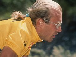 Laurent Fignon p�i Tour de France 1989