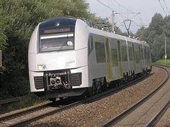Radim Jančura si vybral vlaky Siemens Desiro.