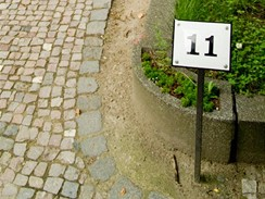 Hřbitov na Vyšehradě - oddělení 11