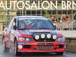 Agrotec Mogul Rally Brno Hustopeče: posádka Barvík Bartončík