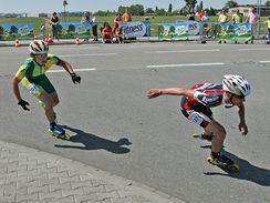 Český pohár in-line bruslení půlmaraton