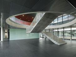 Cena grand prix architekt� 2009 - Fakulta chemicko-technologick� a t�lov�chovn� za��zen� Univerzity Pardubice
