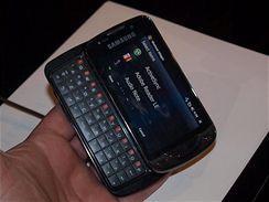 Samsung OmniaPRO živě na veletrhu CommunicAsia