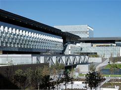 Budova pro 14 tisíc zaměstnanců