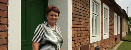 Františka Zubaliková přestavěla svou rodnou chalupu v Ratíškovicích na stylový penzion