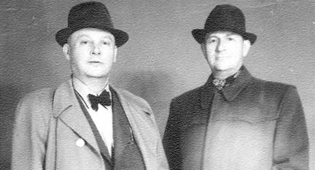 Valentin a Václav