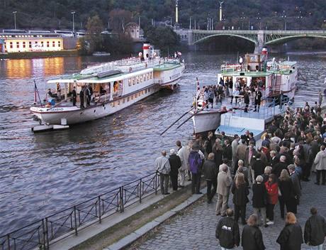 Vyšehrad na Vltavě