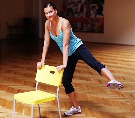 Cvičení - hýžďové svaly