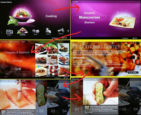 Cooking - Samsung Content Library