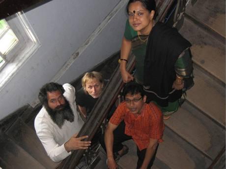 Erik Truffaz Indian Project
