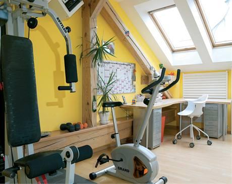 Domácí fitness se skutečně využívá