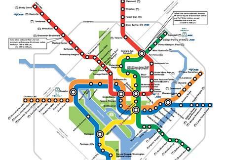 Systém washingtonského metra