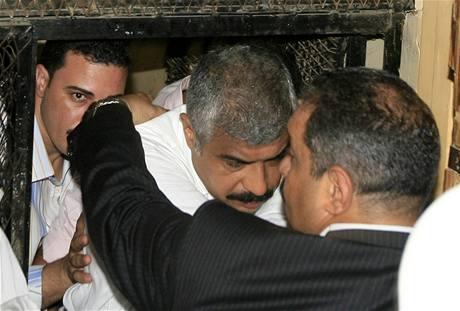 Egyptský realitní boss Hišám Talát Mustafa