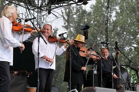 Z festivalu Respect 2009 - Muzsikas