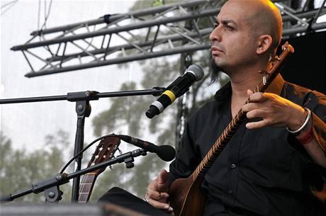 Z festivalu Respect 2009 - Shahab Tolouie