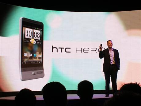 Představení HTC Hero