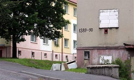 Sokolov, čtvrť u kina Alfa se mění