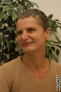 Spisovatelka Alena Zemančíková