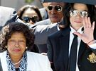 Michael Jackson s maminkou Katherine Esther