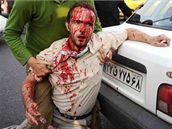 Protesty v Teheránu (21. června 2009)