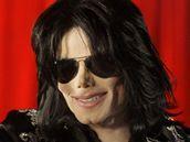 Michael Jackson na fotografii z letošního března
