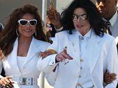 Janet Jackson s bratrem Michaelem