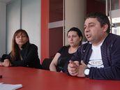 Občanská iniciativa brněnských Romů chce podpořit ČSSD