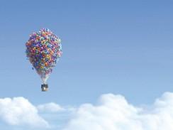 Z filmu Vzhůru do oblak
