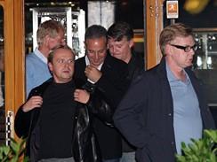 Depeche Mode přijeli do Prahy - Andy Fletcher