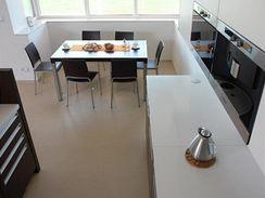 Kuchyně je hlavně o funkčnosti a snadné údržbě