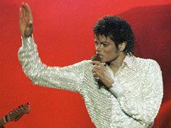 Michael Jackson v dobách největší slávy