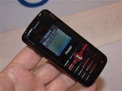 Telefony Haier na veletrhu CommunicAsia