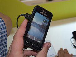 Samsung Star na veletrhu CommunicAsia