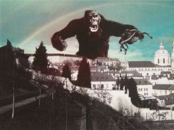 Proměna pražského panorámatu