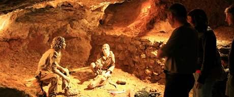 Rok a půl trvaly práce na opravách jeskyně Balcarka v Moravském krasu