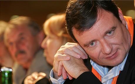 Programové konference ČSSD - David Rath (4.7.2009)