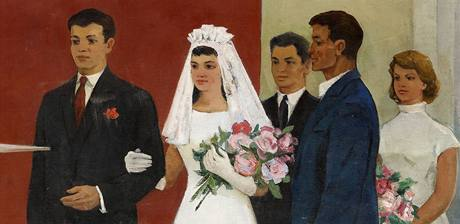 Atlantov: Komsomolská svatba