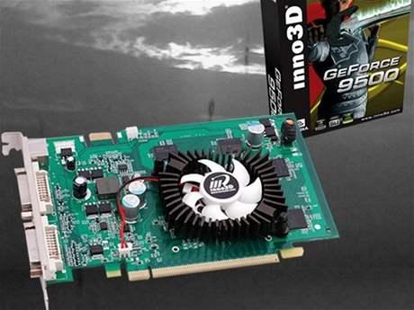 GeForce 9500GT 55nm