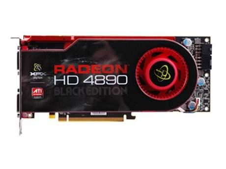 XFX HD 4890 BE