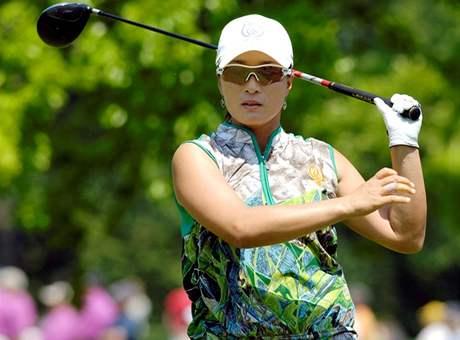 Pak Se-i na Wegmans LPGA.